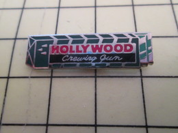 Pin510D Pin's Pins / Beau Et Rare : MARQUES / HOLLYWOOD CHEWING-GUM - Marques