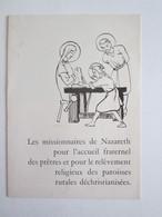 Landreville Les Missionnaires De Nazareth Pour Accueil Fraternel Religion - Tourism Brochures