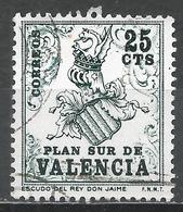 Valencia. #C (U) Arms * - Espagne