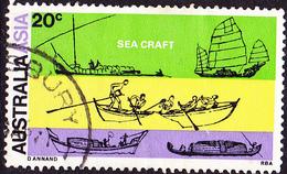 Australien Australia - 28. Internationaler Orientalisten-Kongress (MiNr: 463) 1971 - Gest Used Obl - Used Stamps
