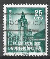 Valencia. #D (U) Church, Tower * - Espagne