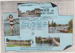 72 La Suze Sur Sarthe  Poste Du Bon Temps - La Suze Sur Sarthe