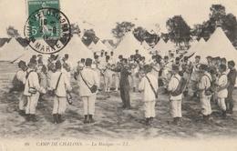 CAMP De CHALONS - La Musique - Camp De Châlons - Mourmelon