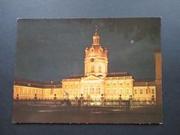 Berlin Postkarte Charlottenburg Schloß Michel Nr. 217 EF Mit Sonderstempel Rundfunk / Phono Ausstellung - Berlin (West)
