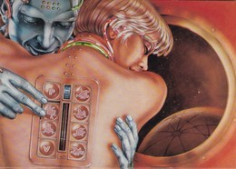 EDITIONS NUGERON H 19 ILLUSTRATEURS / L AMOUR 2000 - Künstlerkarten