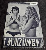 """Altes NFP-Filmprogramm - BRIGITTE BARDOT & ANNIE GIRARDOT In """"Die Novizinnen (LES NOVICES)"""" - 180943 - Magazines"""