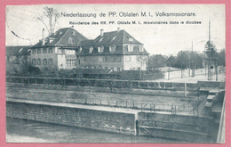 67 - STRASSBURG - STRASBOURG - ROBERTSAU - Résidence Des RR. PP. Oblats - Missionaires - Voir état - Strasbourg