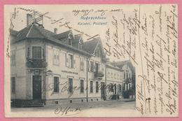 67 - STRASSBURG - RUPRECHTSAU - STRASBOURG - ROBERTSAU - Kaiserl. Postamt - Poste - Strasbourg