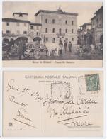 Greve In Chianti - Piazza Re Umberto - Italia