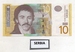Serbia - 2006 - Banconota Da 10 Dinari - Usata - (FDC9825) - Serbia