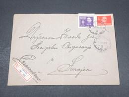 YOUGOSLAVIE - Enveloppe En Recommandé De Ljubuski En 1947, Affranchissement Plaisant - L 17243 - 1945-1992 Socialist Federal Republic Of Yugoslavia