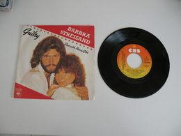 Barbra Streisans & Barry Gibb - Guilty / Never Give Up (1980) - Disco, Pop
