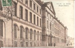 LILLE (59) Hospice Général En 1907 - Lille