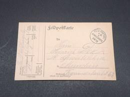 ALLEMAGNE - Carte En Feldpost De Peronne En 1914 - L 17247 - Covers & Documents