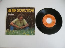 Alain Souchon - Calin Caline / Bidon (1976) - Vinyl Records