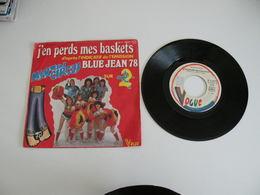Martin Circus - J'en Perds Mes Baskets / Hey Disc-jockey (1977) - Vinyl Records