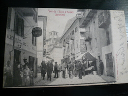 Verrès Mercato Valle D'Aosta ( Borghetto) Usata 1903 Rara - Italy