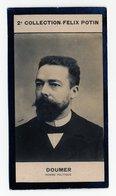 2e Collection Felix Potin - Ca 1920 - REAL PHOTO - Doumer, Homme Politique - Félix Potin