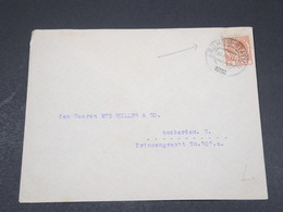 PAYS BAS - Enveloppe Pour Amsterdam En 1932 , Vignettes Au Verso - L 17259 - Periode 1891-1948 (Wilhelmina)