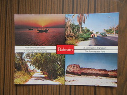 Multivues De Bahrain      Ou Bahrein                              Joli Timbre - Bahreïn