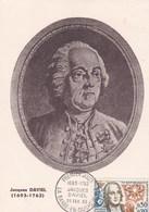 Carte Maximum Jacques Daviel - Maximum Cards