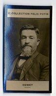 2e Collection Felix Potin - Ca 1920 - REAL PHOTO - Général Dewet, Christiaan De Wet,  South African Boer General - Félix Potin