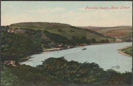 Pentillie Castle, River Tamar, Cornwall, C.1905-10 - Valentine's Postcard - England