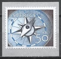 Sweden 2013. Scott #2708 (MNH) Compass * - Neufs