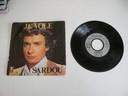 Michel Sardou - 8 Jours A El Paso / Je Vole (1978) - Vinyl Records
