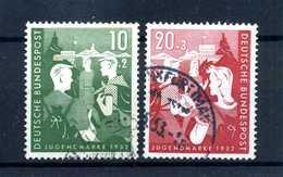 1952 RFT SET USATO - [7] République Fédérale