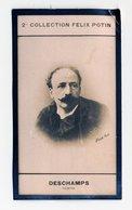 2e Collection Felix Potin - Ca 1920 - REAL PHOTO - Deschamps, Peintre - Félix Potin