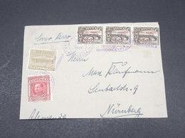 GUATEMALA - Enveloppe Pour L 'Allemagne En 1934 - L 17275 - Guatemala