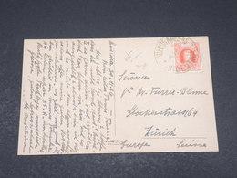 ARGENTINE - Affranchissement De Buenos Aires Sur Carte Postale En 1926 Pour La Suisse - L 17276 - Argentina