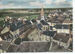 1 - OUZOUER-SUR-LOIRE - PLACE DE L'EGLISE - Ouzouer Sur Loire