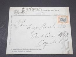 ARGENTINE - Enveloppe Commerciale De Buenos Aires En 1918 - L 17278 - Argentina
