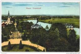 CPA HANAU - Kesselstadt - 08/07/1917 - Hanau
