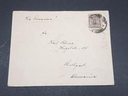 PEROU - Enveloppe De Lima Pour L 'Allemagne En 1934 - L 17281 - Pérou