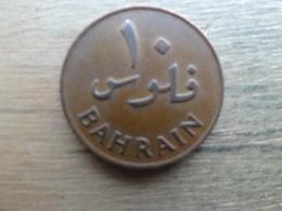 Bahrein  10  Fils  1965  Km 3 - Bahreïn