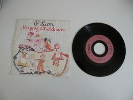 P. Lion - Happy Children / Instrumental (1983) - Children