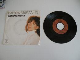 Barbra Streisand - Woman In Love / Run Wild (1980) - Disco & Pop