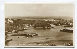 Stornoway And Lewis Castle From Gallows Hill - Scotland