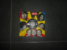 45 TOURS   1er PUBLICATION 1963  THE ICE CREAM MAN THE TORNADOS  THE SCALES OF JUSTICE  DECCA 72019   VOIR PHOTOS - 45 Rpm - Maxi-Single