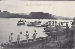 MILITARIA--78----VERSAILLES---école De Pont Du Génie De Versailles--voir 2 Scans - Manoeuvres