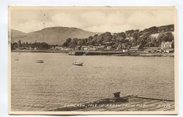 Lamlash, Isle Of Arran From Pier - Ayrshire