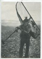 La Normandie D'autrefois : Le Pêcheur De Crevettes (n°927 Le Goubey) Pousseux - Fishing