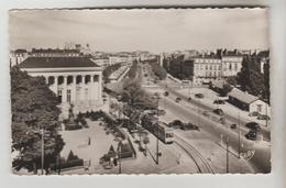 CPSM NANTES (Loire Atlantique) - La Bourse Et Le Cours Franklin Roosevelt - Nantes
