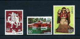 Japón  Nº Yvert  1680-1686/7  En Nuevo - 1926-89 Emperador Hirohito (Era Showa)