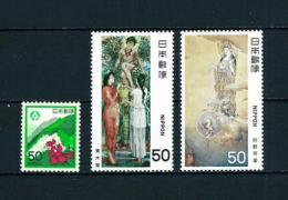Japón  Nº Yvert  1290-1291/2  En Nuevo - 1926-89 Emperor Hirohito (Showa Era)