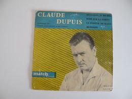 Claude Dupuis - Pochette De 45 T Vite (sans Vinyle) - Unclassified