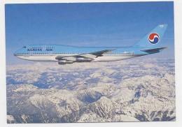 AI78 Aviation - Korean Air Boeing 747-3B5 - 1946-....: Modern Era